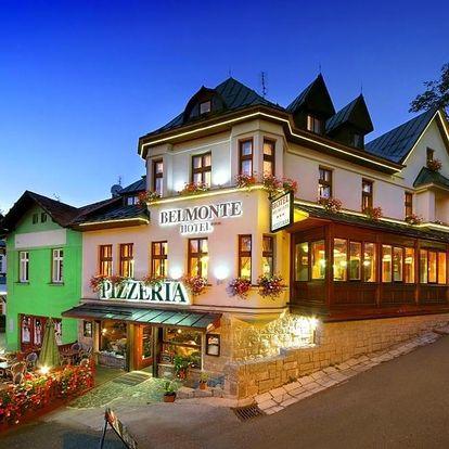Krkonoše: Hotel pizzeria Belmonte