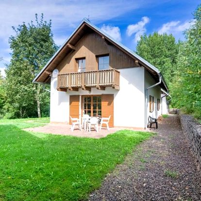 Královehradecký kraj: Holiday home with a convenient location in the Giant Mountains for summer & winter!