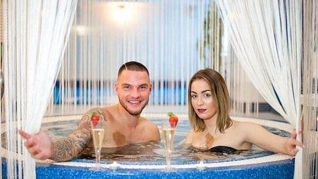 Adršpach: Hotel Tommy *** s polopenzí včetně nápojů, vstupem do bazénu a vířivky + sleva na wellness služby