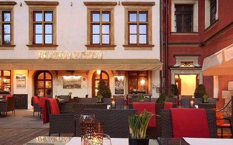 4* Hotel Rubinstein ve čtvrti Kazimierz se snídaní