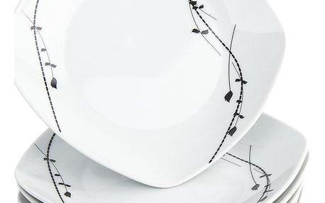 Mäser 6dílná sada dezertních talířů Londra, 19 cm