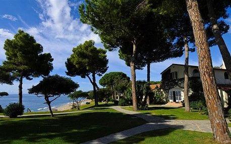Itálie - Sardinie letecky na 8-15 dnů, snídaně v ceně