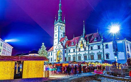 Adventní Olomouc a zimní Bouzov | Jednodenní zájezd s průvodcem