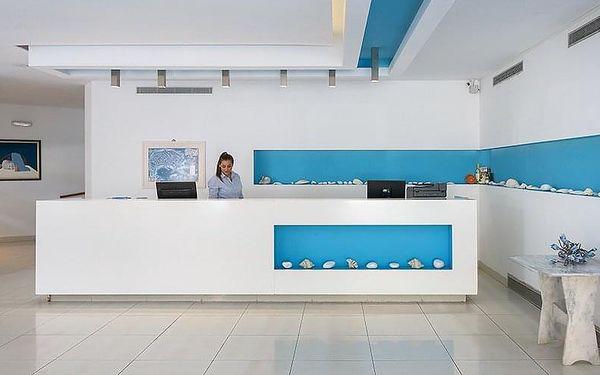 Hotel Sunrise, Rhodos, letecky, all inclusive2