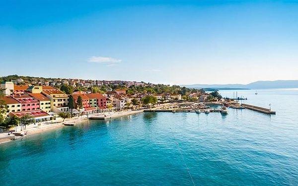 Chorvatsko - Krk na 3-31 dnů