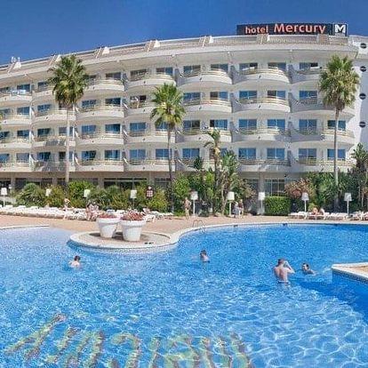 Španělsko - Costa del Maresme letecky na 7-15 dnů