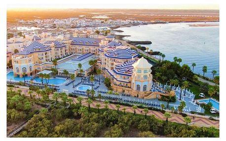 Španělsko - Costa de la Luz letecky na 8-15 dnů, polopenze