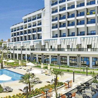 Turecko - Side - Manavgat letecky na 8-12 dnů, all inclusive