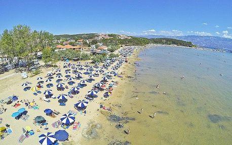 Chorvatsko - Rab autobusem na 9 dnů