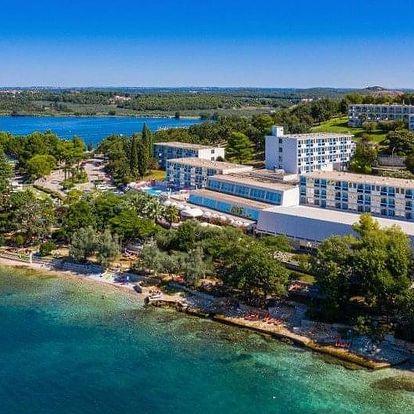 Chorvatsko - Poreč na 8-15 dnů