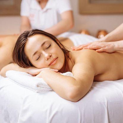 Hodina božské relaxace pro pár: 7 druhů masáží