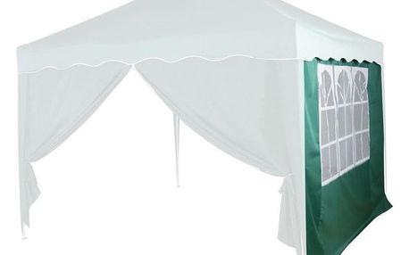 INSTENT 36856 Náhradní boční stěna ke stanu s oknem - zelená