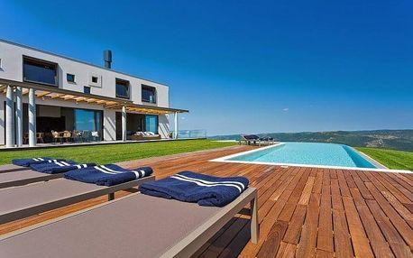Chorvatsko - Istria na 7-8 dnů