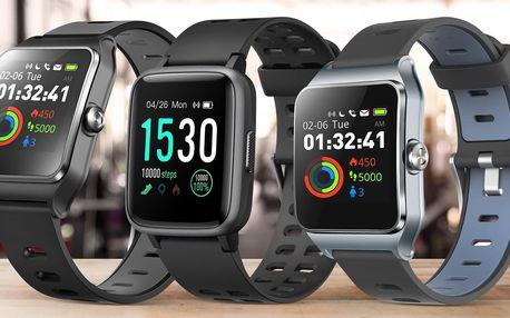 Multifunkční fitness hodinky UMAX U-Band