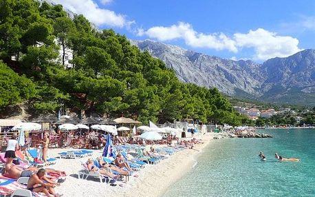 Chorvatsko - Baška Voda na 8-11 dnů