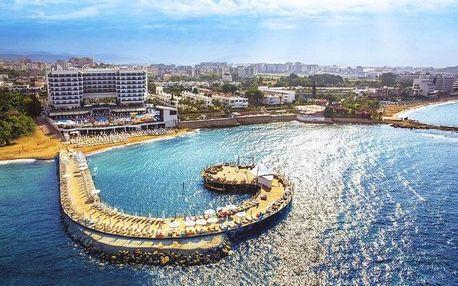 Turecko - Alanya letecky na 7-8 dnů