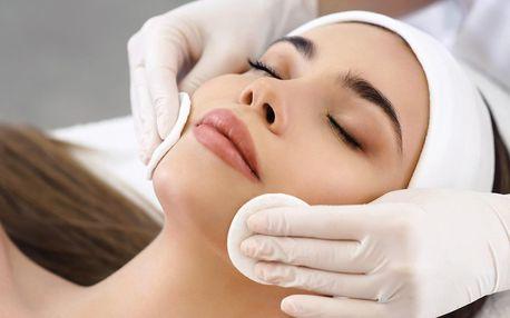 60 nebo 90minutové kosmetické ošetření pleti