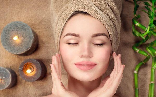 Hodinová masáž a kosmetické ošetření podle výběru