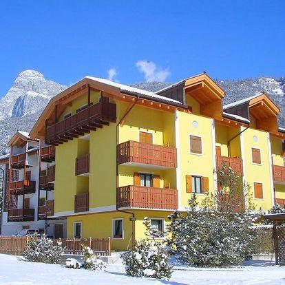 Paganella | Residence Alpenrose*** | Skipas | Apartmány pro 2–5 osob | Vlastní doprava