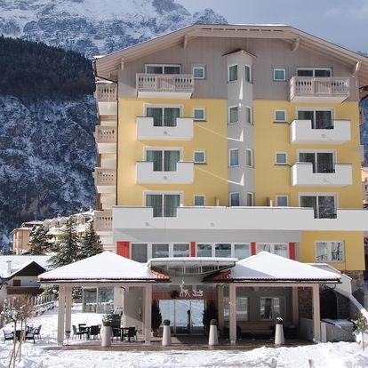 Paganella | Alpenresort Belvedere Wellness & Beauty**** | Skipas | Dítě zdarma | Wellness v ceně | 3–7 nocí s polopenzí