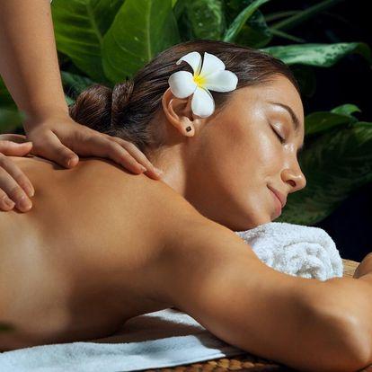 Hodinový odpočinek na masáži: na výběr 8 druhů