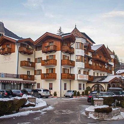 Paganella se skipasem | Hotel Du Lac Molveno*** | Dítě zdarma | Vlastní doprava, ubytování, polopenze
