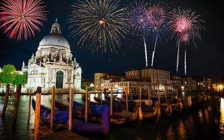 Silvestr Benátky a Verona | 4denní zájezd | Hotel*** | Doprava, ubytování, průvodce