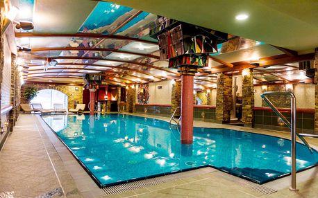 EXTRA NÍZKÁ CENA: Hotel Áčko *** v srdci Velké Fatry