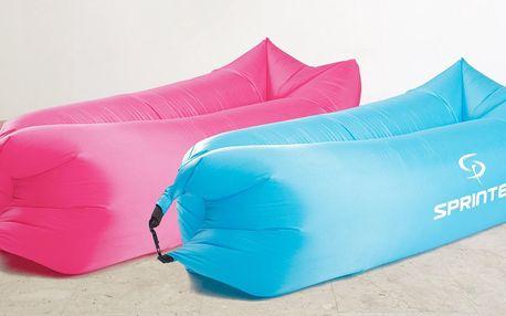 Nafukovací sedací vaky Sprinter ve 2 barvách