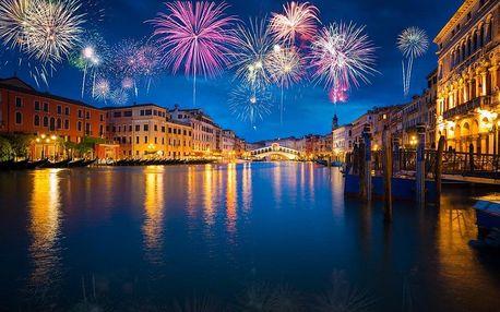 Silvestr Benátky | Zájezd do silvestrovské Itálie s průvodcem
