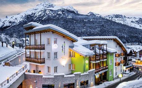 Paganella | Hotel Sassdei Suite**** | Skipas | Wellness v ceně | 3–7 nocí s polopenzí | Vlastní doprava