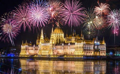 Silvestr Budapešť   Jednodenní zájezd   Doprava, průvodce