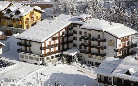 Paganella | Hotel Splendid*** | Skipas | 3Ubytování, Polopenze a skipas