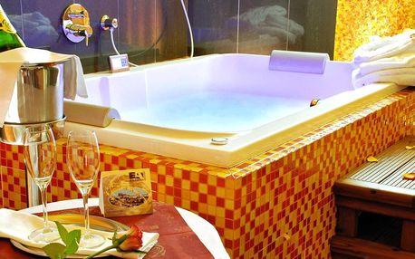 4* hotel v Praze se stravou i privátním wellness