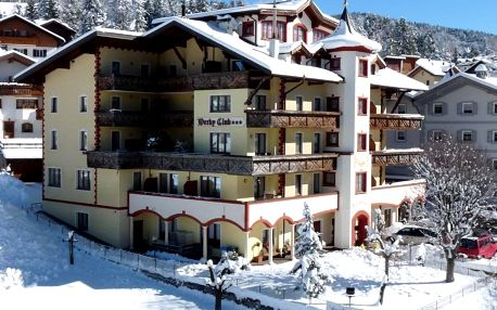 Folgaria | Residence Derby Club*** | Apartmány pro 2–6 osob | Vlastní doprava