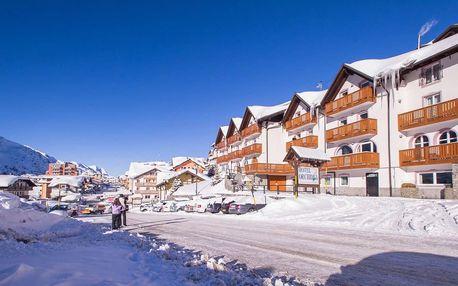Passo Tonale | Hotel Orchidea*** | Skipas | Až dvě děti zdarma | 3–7 nocí s polopenzí | Vlastní doprava