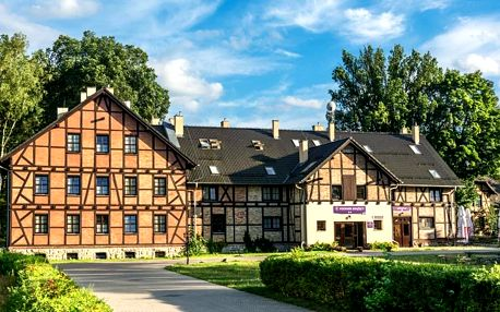 Relax v Polsku: wellness pobyt na zámeckém statku