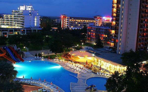 Hotel Iskar, Burgas, letecky, all inclusive2