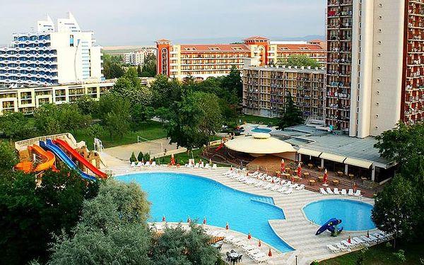 Hotel Iskar, Burgas, letecky, all inclusive4