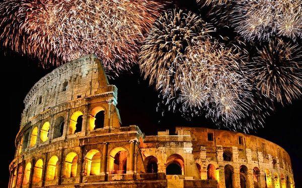 Silvestr Řím   4denní zájezd   Hotel***   Doprava, ubytování, průvodce