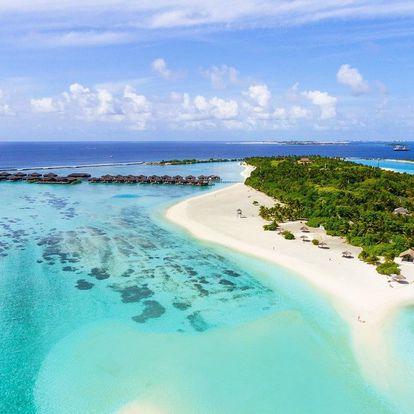 Maledivy - Atol Severní Male letecky na 16 dnů, polopenze