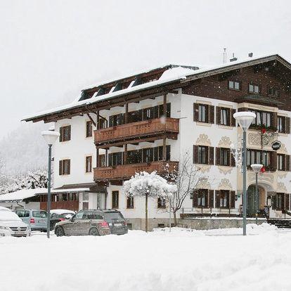 Rakousko - Kaprun - Zell am See na 14 dnů, polopenze