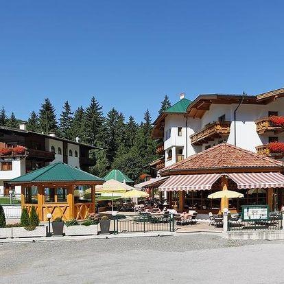 Rakousko - Tyrolsko na 10 dnů, polopenze