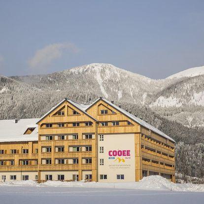 Rakousko - Dachstein West na 4-10 dnů, snídaně v ceně