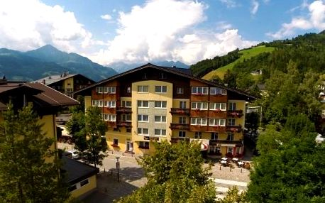 Rakousko - Kaprun - Zell am See na 10 dnů, polopenze