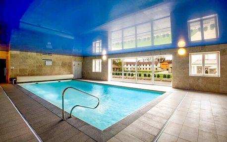 Křivoklátsko: Hotel Lions *** s all inclusive se zmrzlinovým bufetem a nápoji + neomezené wellness a procedury