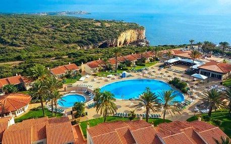 Španělsko - Menorca letecky na 8 dnů