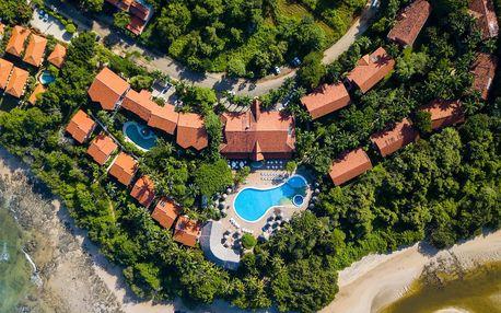 Kostarika letecky na 9-12 dnů, all inclusive