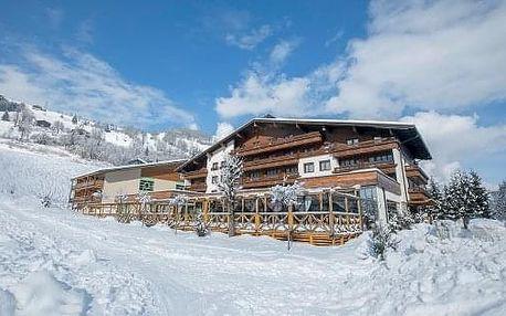 Rakousko - Kaprun - Zell am See na 4-5 dnů, all inclusive