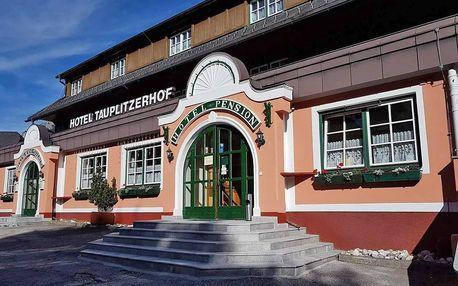 Rakousko - Tauplitz na 7-8 dnů, polopenze